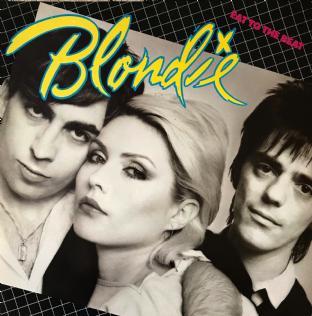 Blondie ‎- Eat To The Beat (LP) (VG/VG)
